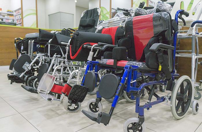Mobility equipment - 0