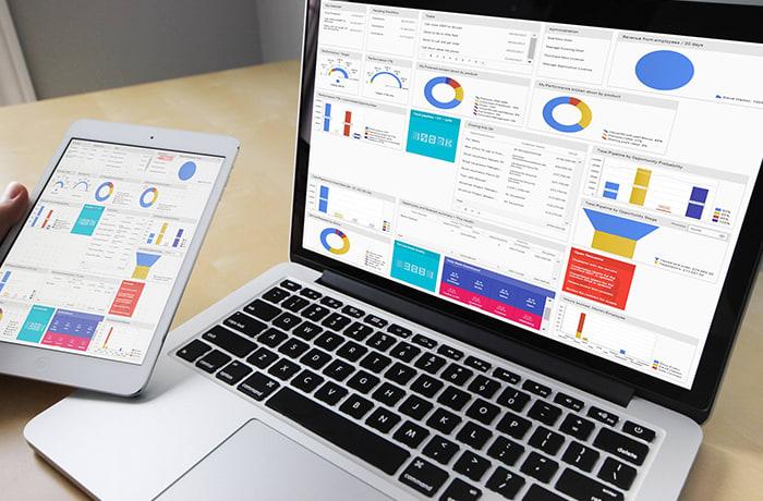 Business management software - 0