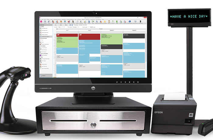 Point of sale systems - 1