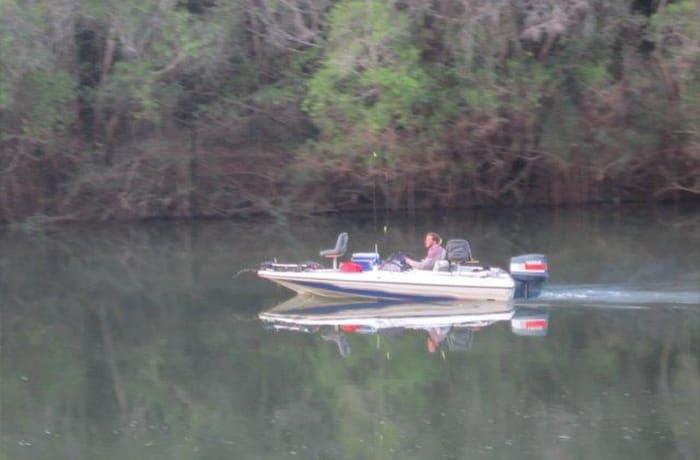 Boating image