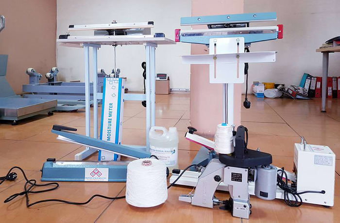 Weighing systems and measurement equipment - 1