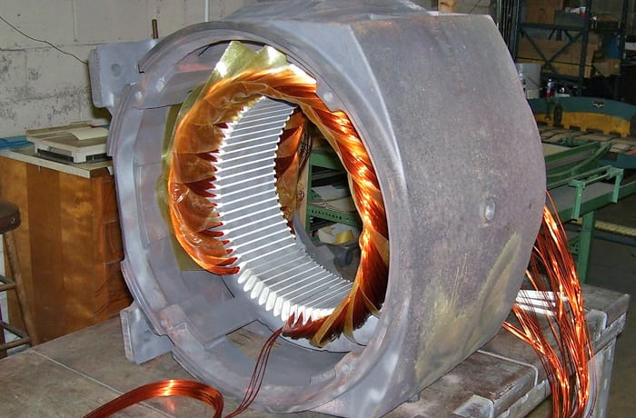 Industrial and domestic electric motors - 0