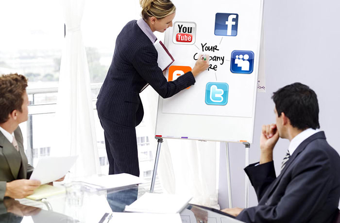 Social media management - 3