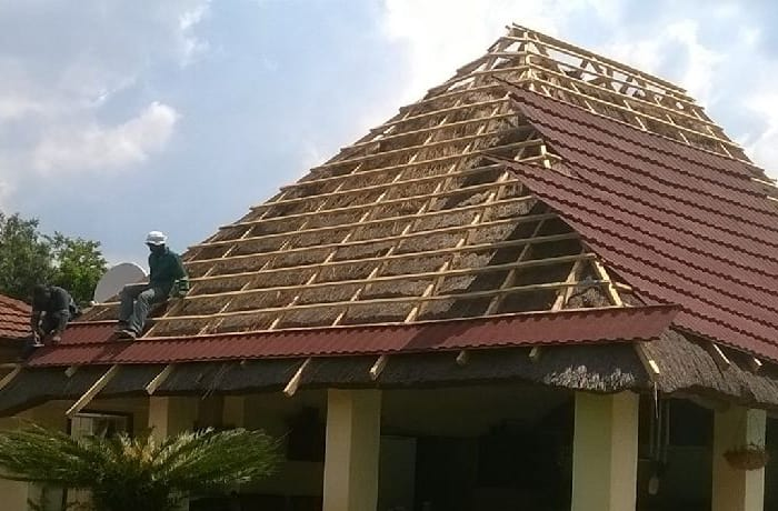 Roof installations - 2