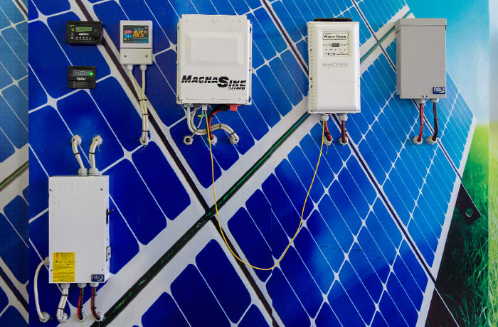 Solar system installation - 3