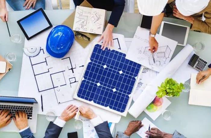Energy consultants - 1