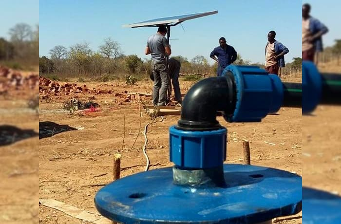 Solar water pumps - 2