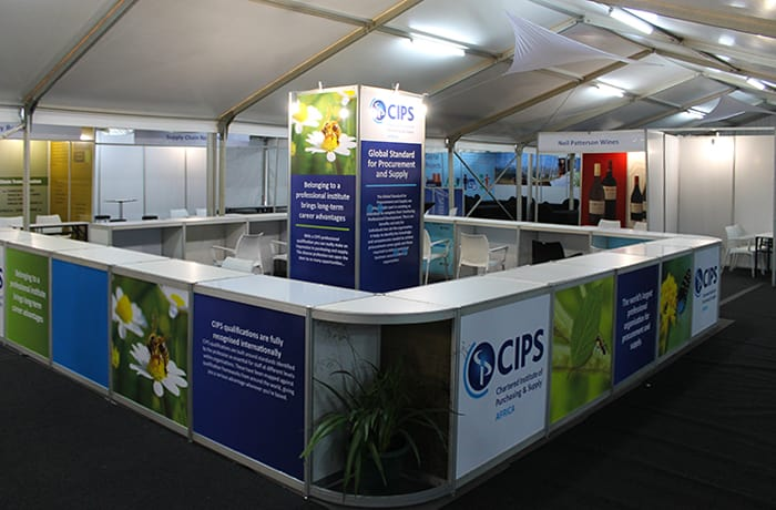 Event technology, exhibitions and design - 2