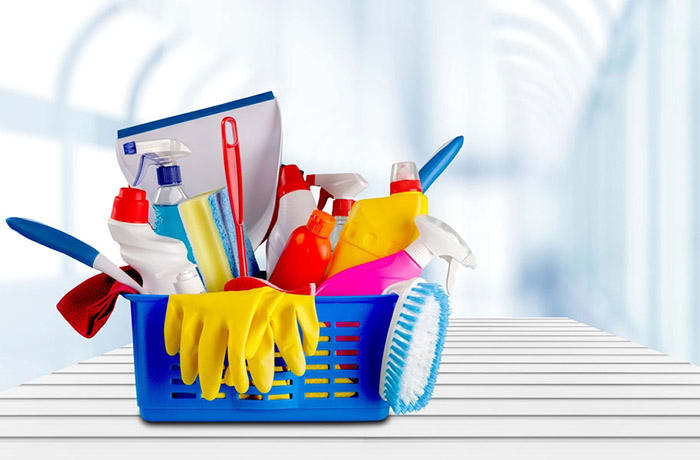 Domestic cleaning - 3