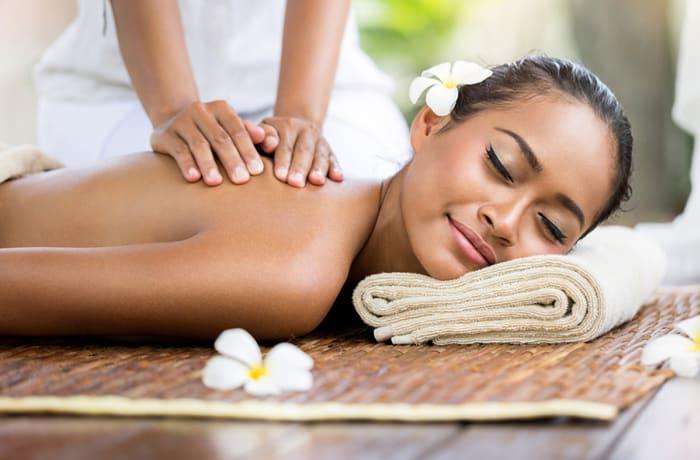 Deep tissue massage image