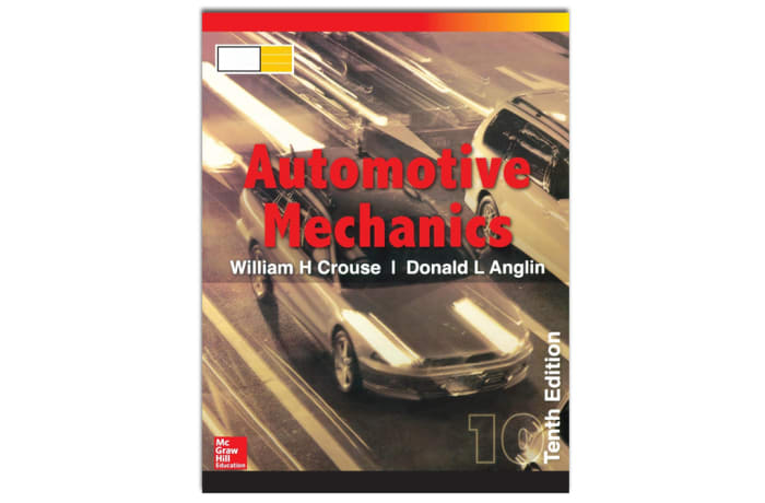 Automotive Machanics 10th Edition image
