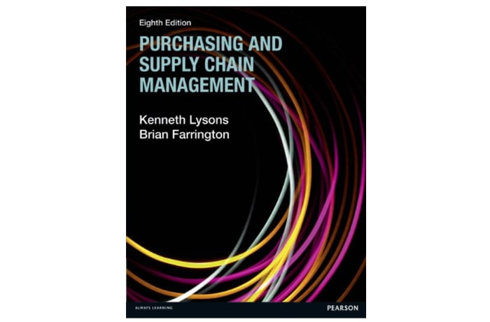Purchasing and Supply Chain Management 8th Edition image