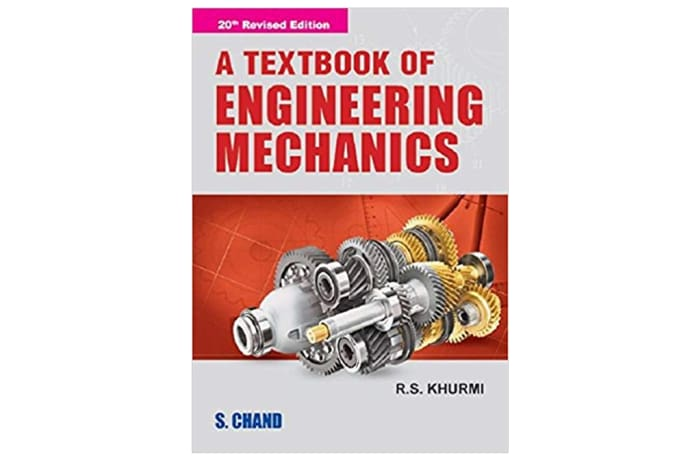 Textbook of Engineering Mechanics 20th Revised Edition image