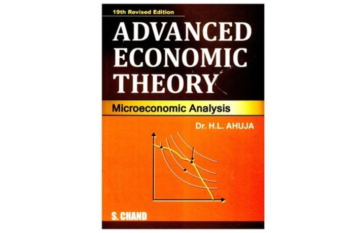 Advanced Economic Theory image
