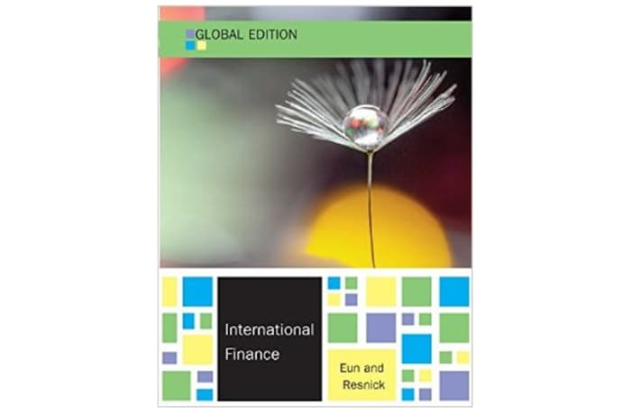 International Finance Global Edition image