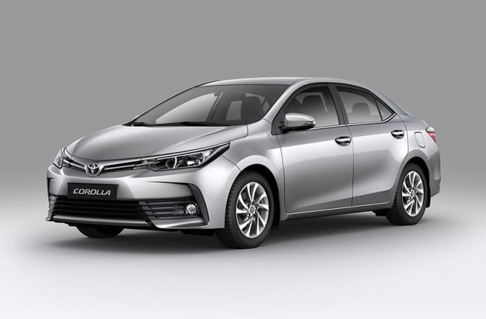 Toyota Corolla Quest image