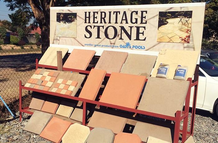 Custom paving stones - 2