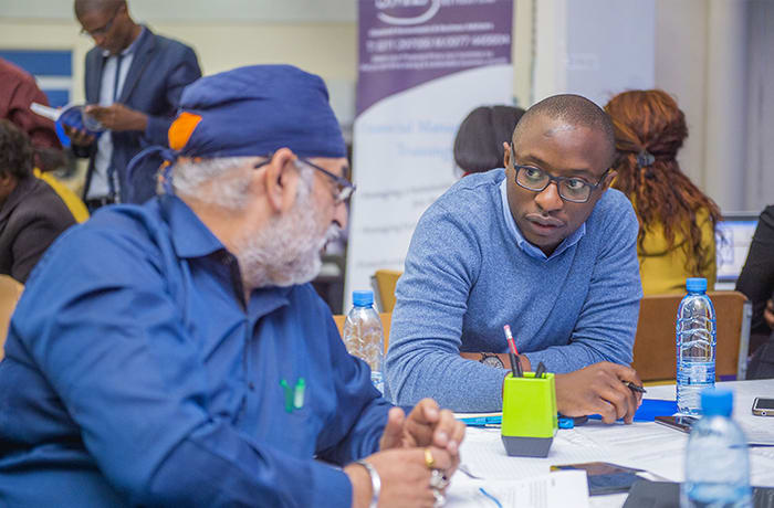 Financial management training for SMEs - 3