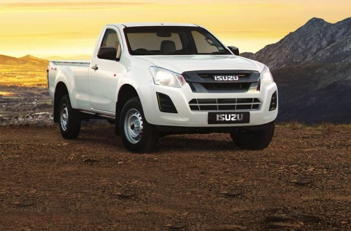 Isuzu D-Max 250 HO 4X4 R/C Base A/C Single Cab image