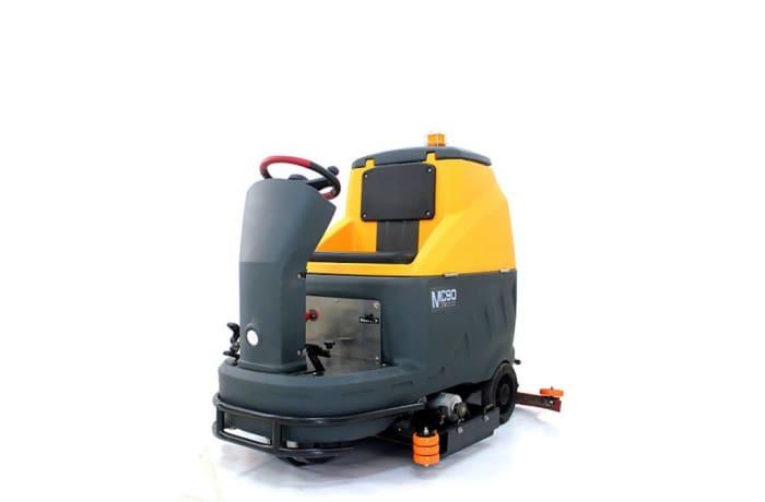 Mc90 Ride on Industrial Floor Scrubber Sweeper  image