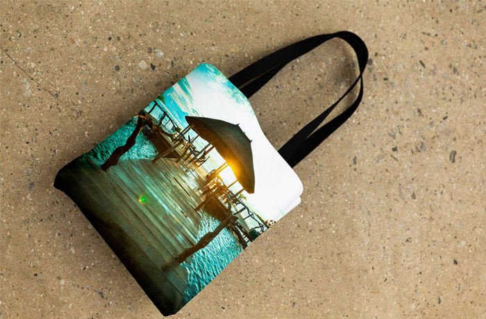 Deck Tote Bag image