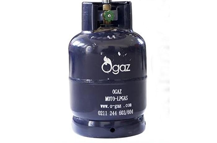 9kg Ogaz cylinder deposit image