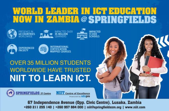 Springfields School of Education image