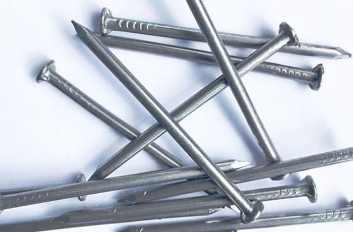 Wood nails per kg image