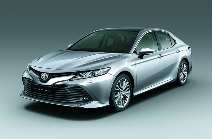 Toyota Camry image