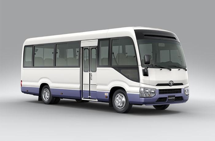 Toyota Coaster image