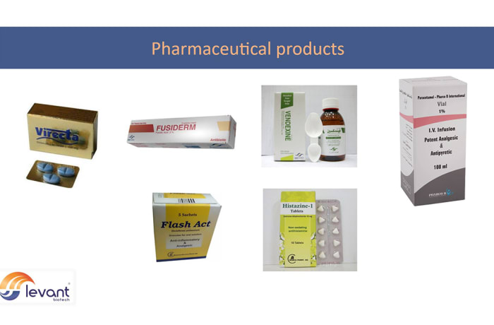 Pharmaceutical - 1