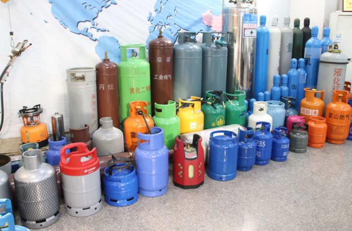 Refrigerant gas - 1