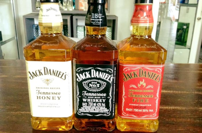 Alcoholic beverages - 3