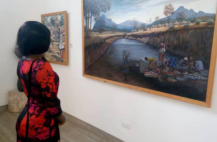Lechwe Trust Art Gallery - 0