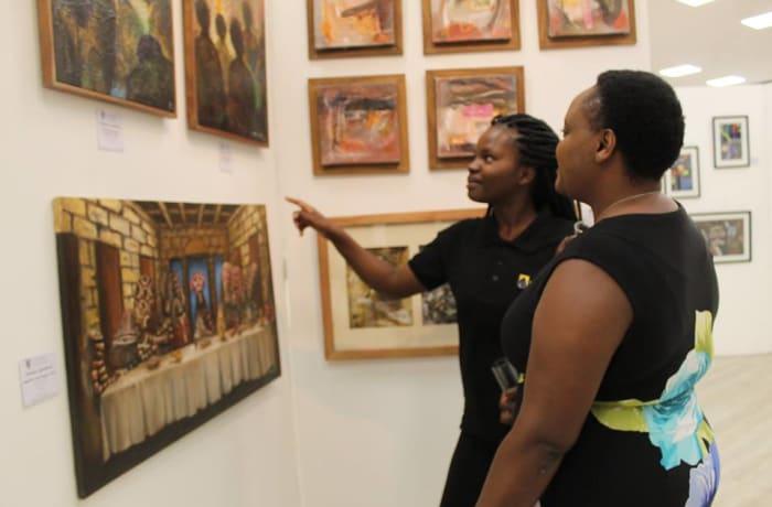 Lechwe Trust Art Gallery - 3