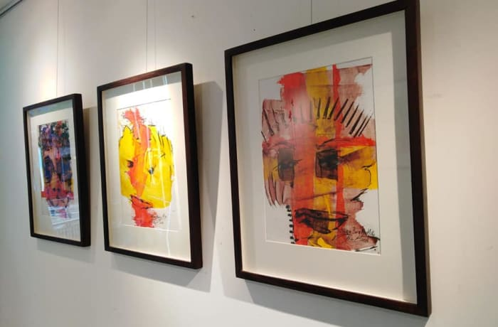 Lechwe Trust Art Gallery - 2