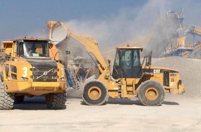 Construction equipment hire - 1