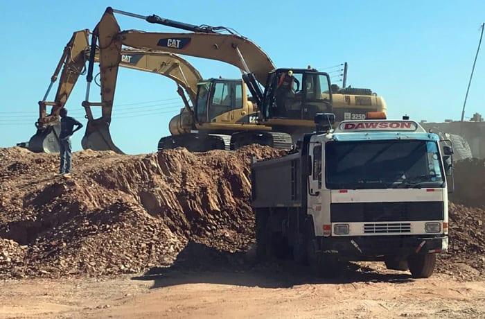 Construction equipment hire - 3