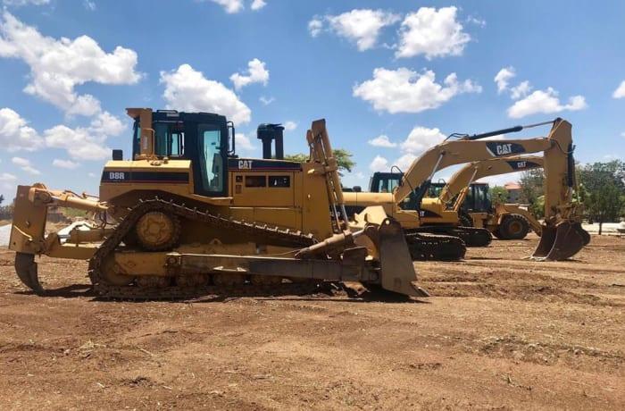 Construction equipment hire - 2