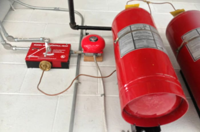 Fire equipment inspection and testing - 2