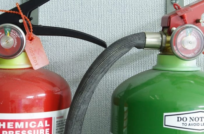 Fire safety equipment - 2