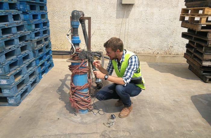 Borehole Siting & Water Resources Assessments - 1