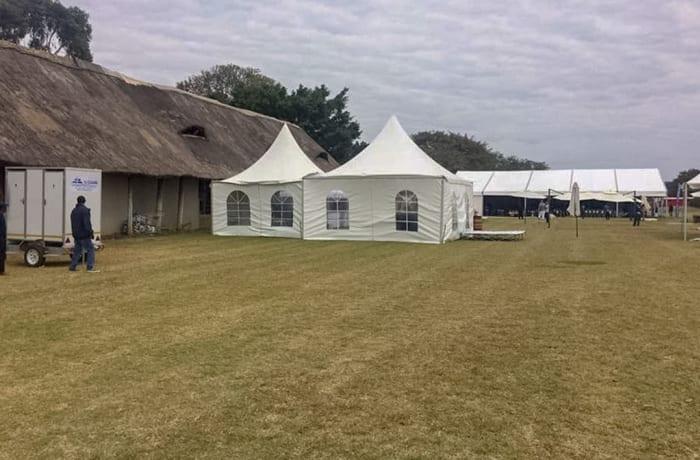 Tent hire - 0