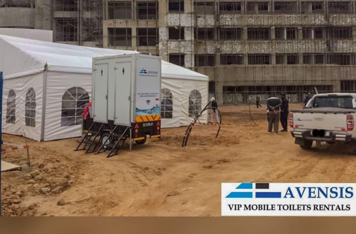 Tent hire - 2