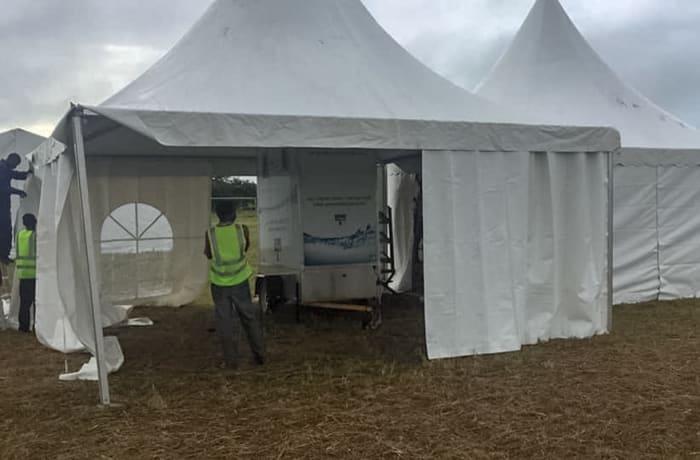 Tent hire - 3
