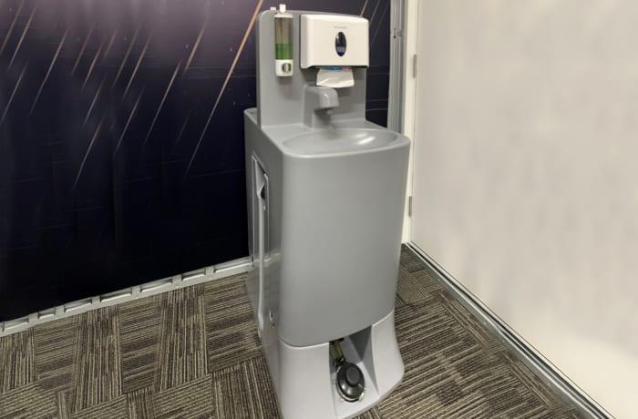 Hand wash stations - 2