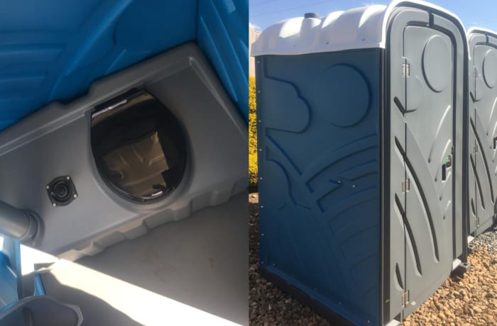 Portable toilets and hand wash stations - 1