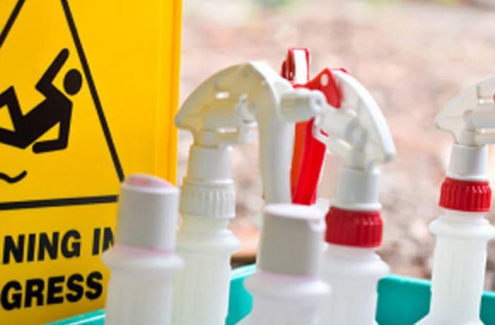 Sanitation chemicals - 0