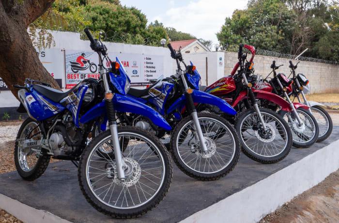 Motor bike sales - 1