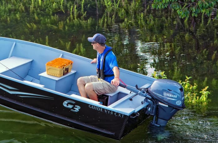 Marine and outboard motors - 3